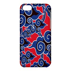Batik Background Vector Apple Iphone 5c Hardshell Case by BangZart
