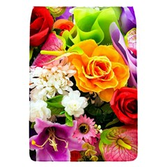 Colorful Flowers Flap Covers (s)  by BangZart