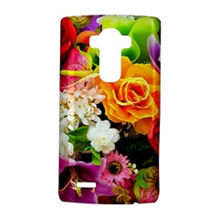 Colorful Flowers Lg G4 Hardshell Case by BangZart