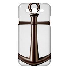 Anchor Samsung Galaxy Mega 5 8 I9152 Hardshell Case  by BangZart