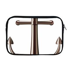 Anchor Apple Macbook Pro 17  Zipper Case by BangZart