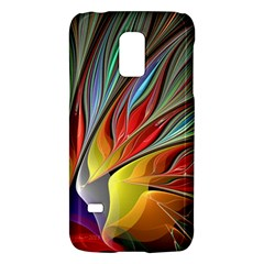 Fractal Bird Of Paradise Galaxy S5 Mini by WolfepawFractals