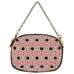 Black Stars Pattern Chain Purses (one Side)  by linceazul