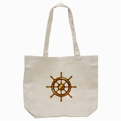 Boat Wheel Transparent Clip Art Tote Bag (cream) by BangZart