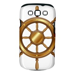 Boat Wheel Transparent Clip Art Samsung Galaxy S Iii Classic Hardshell Case (pc+silicone) by BangZart