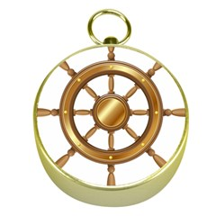 Boat Wheel Transparent Clip Art Gold Compasses by BangZart