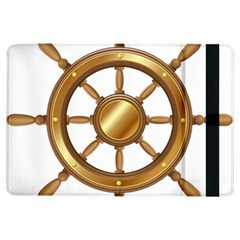 Boat Wheel Transparent Clip Art Ipad Air Flip by BangZart