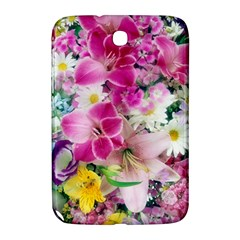 Colorful Flowers Patterns Samsung Galaxy Note 8 0 N5100 Hardshell Case  by BangZart