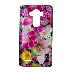 Colorful Flowers Patterns Lg G4 Hardshell Case by BangZart