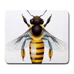 Bee Large Mousepads by BangZart