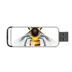 Bee Portable Usb Flash (one Side) by BangZart