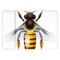 Bee Samsung Galaxy Tab 8 9  P7300 Flip Case by BangZart