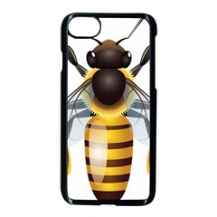Bee Apple Iphone 7 Seamless Case (black) by BangZart