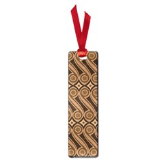 Batik The Traditional Fabric Small Book Marks by BangZart