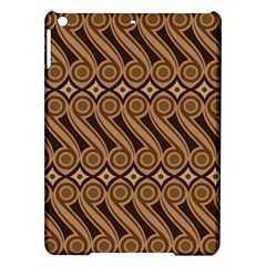 Batik The Traditional Fabric Ipad Air Hardshell Cases by BangZart