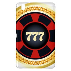 Casino Chip Clip Art Samsung Galaxy Tab Pro 8 4 Hardshell Case by BangZart