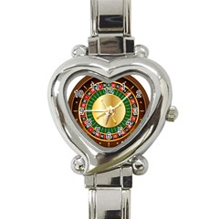 Casino Roulette Clipart Heart Italian Charm Watch by BangZart