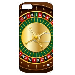 Casino Roulette Clipart Apple Iphone 5 Hardshell Case With Stand by BangZart