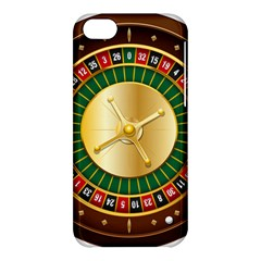 Casino Roulette Clipart Apple Iphone 5c Hardshell Case by BangZart