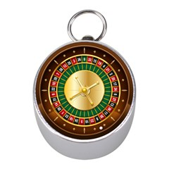 Casino Roulette Clipart Mini Silver Compasses by BangZart