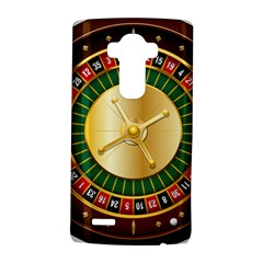 Casino Roulette Clipart Lg G4 Hardshell Case by BangZart