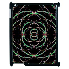 Abstract Spider Web Apple Ipad 2 Case (black) by BangZart