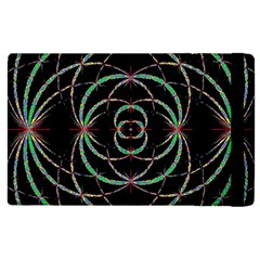 Abstract Spider Web Apple Ipad 3/4 Flip Case by BangZart
