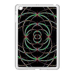 Abstract Spider Web Apple Ipad Mini Case (white) by BangZart