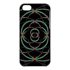 Abstract Spider Web Apple Iphone 5c Hardshell Case by BangZart