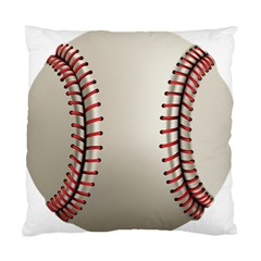 Baseball Standard Cushion Case (two Sides) by BangZart