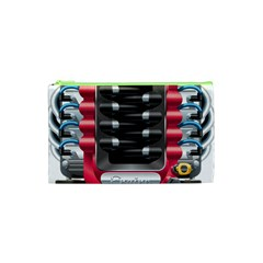 Car Engine Cosmetic Bag (xs) by BangZart