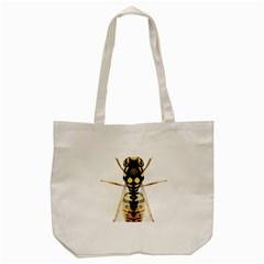 Wasp Tote Bag (cream) by BangZart