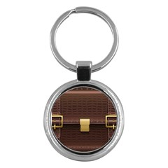 Brown Bag Key Chains (round)  by BangZart