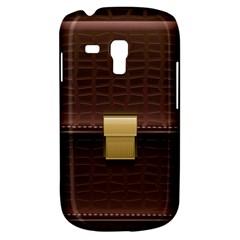 Brown Bag Galaxy S3 Mini by BangZart