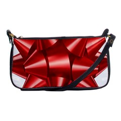 Red Bow Shoulder Clutch Bags by BangZart