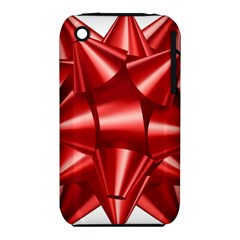 Red Bow Iphone 3s/3gs by BangZart
