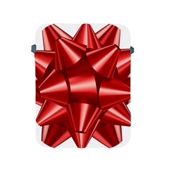 Red Bow Apple Ipad 2/3/4 Protective Soft Cases by BangZart