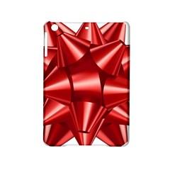 Red Bow Ipad Mini 2 Hardshell Cases by BangZart