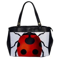 Ladybug Insects Office Handbags by BangZart