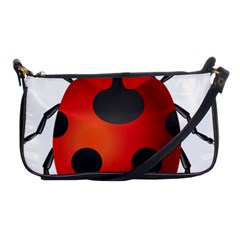 Ladybug Insects Shoulder Clutch Bags by BangZart