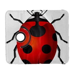 Ladybug Insects Galaxy S3 (flip/folio) by BangZart
