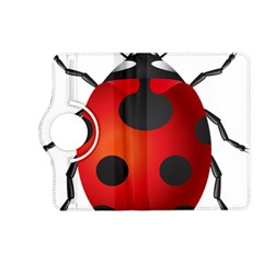 Ladybug Insects Kindle Fire Hd (2013) Flip 360 Case by BangZart
