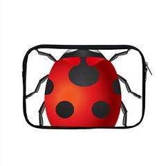 Ladybug Insects Apple Macbook Pro 15  Zipper Case by BangZart
