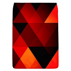 Abstract Triangle Wallpaper Flap Covers (s)  by BangZart