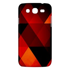 Abstract Triangle Wallpaper Samsung Galaxy Mega 5 8 I9152 Hardshell Case  by BangZart