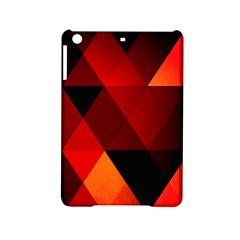 Abstract Triangle Wallpaper Ipad Mini 2 Hardshell Cases by BangZart