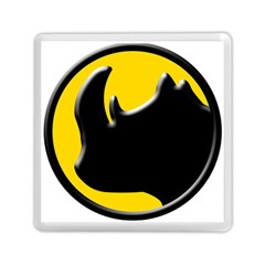 Black Rhino Logo Memory Card Reader (square)  by BangZart