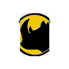 Black Rhino Logo Apple Ipad Mini Protective Soft Cases by BangZart