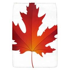 Autumn Maple Leaf Clip Art Flap Covers (s)  by BangZart