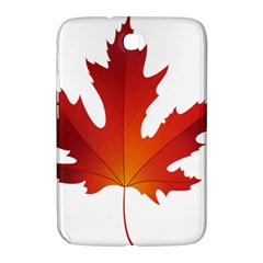 Autumn Maple Leaf Clip Art Samsung Galaxy Note 8 0 N5100 Hardshell Case  by BangZart
